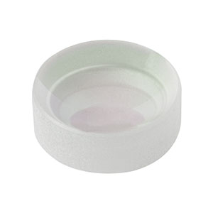 LC2265-C - N-SF11 Plano-Concave Lens, f = -15.0 mm, Ø1/2in, AR Coating: 1050-1700 nm