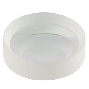 LC2679-C - N-SF11 Plano-Concave Lens, f = -29.8 mm, Ø1in, AR Coating: 1050-1700 nm
