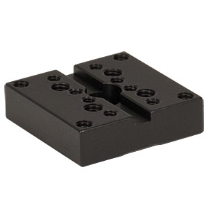 MS103 - Adapter Plate, Optic Mounts to MS Series Translation Stages, Imperial