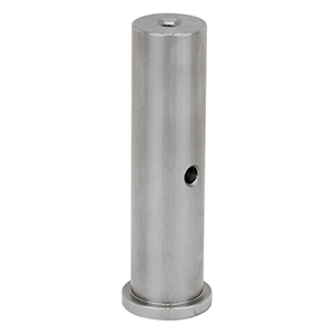RS4P - Ø1in Pedestal Pillar Post, 1/4in-20 Taps, L = 4in