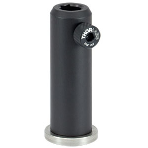 PH3E - Ø1/2in Pedestal Post Holder, Spring-Loaded Hex-Locking Thumbscrew, L=3.19in