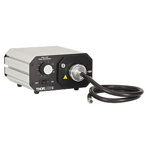 OSL1-EC - High Intensity Fiber Light Source with CE-Mark