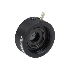 SM05D5 - SM05 Lever-Actuated Iris Diaphragm (Ø0.7 - Ø5 mm)