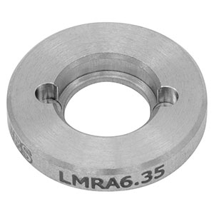 LMRA6.35 - Ø1/2in Adapter for Ø6.35 mm Optics