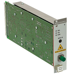 WDM8-C-20C-20-NM - PRO8000 DWDM source, 192.925 THz/1553.93 nm, 20mW,