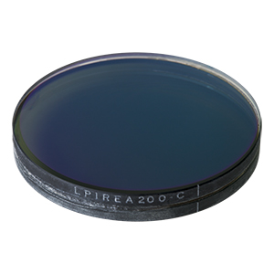 LPIREA200-C - Ø2in Linear Polarizer with N-BK7 Windows, 1050-1700 nm