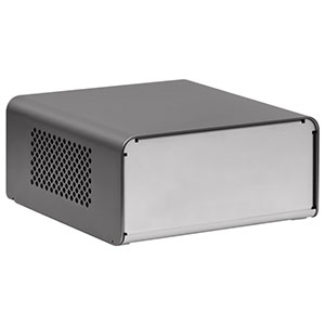 EC1515A - Enclosure for Customizable Electronics, 150 mm x 150 mm x 71 mm, Gray