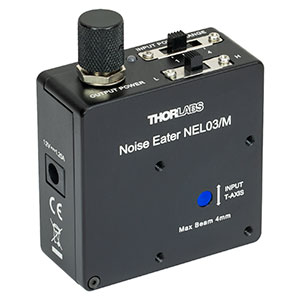 NEL03/M - High-Power Noise Eater / EO Modulator for 650 - 1050 nm, M4 Taps
