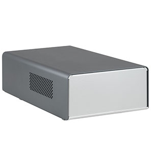 EC2030B - Enclosure for Customizable Electronics, 200 mm x 300 mm x 96 mm, Gray