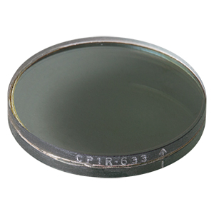 CP1R633 - Right-Handed Circular Polarizer, 633 nm