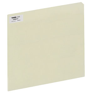 LPNIRE11S - 280.0 x 280.0 mm Diffuse Reflective Polarizer Sheet, 600 - 1100 nm