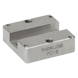 PD1B - Mounting Adapter for 20 mm Piezo Inertia Stage, Imperial