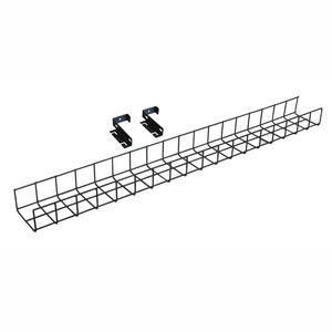 PSY230 - ScienceDesk Cable Tray, 900 mm Long