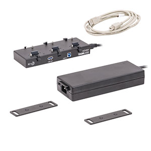 KCH301 - USB Controller Hub and Power Supply for Three K-Cubes or T-Cubes