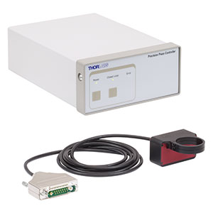 PFM450E - Piezo Objective Scanner and Paired Controller