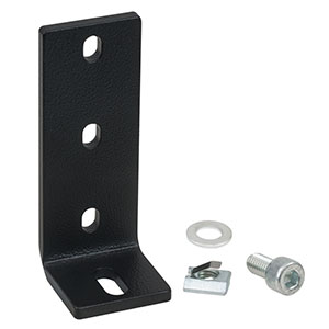 LPC03 - Wall Mounting Bracket for Curtain Tracks, Flush with Wall