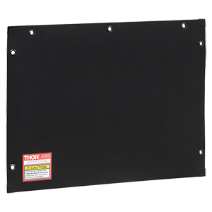 LPCE375/M - Laser Safety Fabric Panel for 375 x 300 mm Enclosure Side