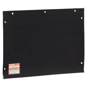 LPCE15 - Laser Safety Fabric Panel for 15in x 12in Enclosure Side