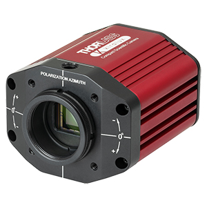 CS505MUP - Kiralux™ Polarization Camera, 5 MP Monochrome CMOS Sensor, USB 3.0 Interface