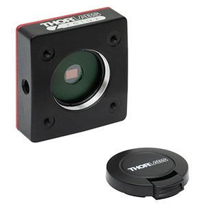 CS165CU1 - Zelux™ 1.6 MP Color CMOS Camera, 1/4in-20 Taps, External Trigger