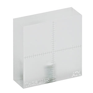 AT1 - Post-Mountable Acrylic Alignment Tool, 8-32 Tap