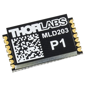 MLD203P1 - Constant Power LD Driver, SMT Package, for Pin Codes A, B, and F