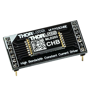 MLD203CHBE - Constant Current LD Driver, on Daughterboard, High Bandwidth