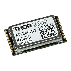 MTD415T - TEC Driver, SMT Package, ±1.5 A, Compatible with 10 kΩ Thermistor
