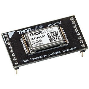 MTD415TE - TEC Driver, on Daughterboard, ±1.5 A, Compatible with 10 kΩ Thermistor