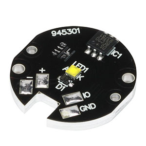 MINTD3 - 554 nm, 650 mW (Min) LED on Metal-Core PCB, 1225 mA