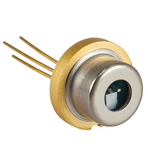 L852P150 - 852 nm, 150 mW, Ø9 mm, A Pin Code, Laser Diode