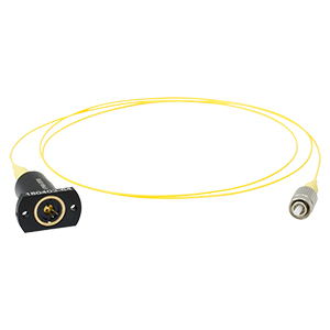 LP660-SF50 - 660 nm, 50 mW, C Pin Code, SM Fiber-Pigtailed Laser Diode, FC/PC