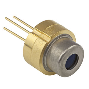 LD808-SEV500 - 808 nm, 500 mW, Ø9 mm TO Can, E Pin Code, VHG Wavelength-Stabilized Single-Frequency Laser Diode