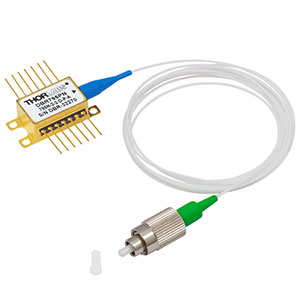 DBR795PN - 795 nm, 40 mW, Butterfly DBR Laser, PM Fiber, FC/APC, Internal Isolator