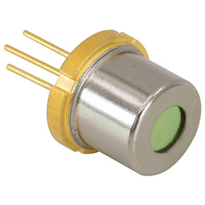 L1575G1 - 1575 nm, 1.7 W, Ø9 mm, G Pin Code, MM Laser Diode