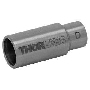 FTS61D - Stainless Steel Sleeve for Ø6.1 mm Tubing, 0.178in - 0.190in ID