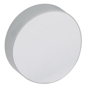 CCM254-025-F01 - Ø1in UV-Enhanced Al-Coated Concave Cylindrical Mirror, f=25.0 mm