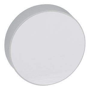 CCM254-050-F01 - Ø1in UV-Enhanced Al-Coated Concave Cylindrical Mirror, f=50.0 mm