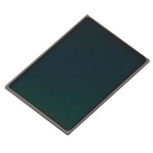 DMLP1800R - 25 mm x 36 mm Longpass Dichroic Mirror, 1800 nm Cut-On