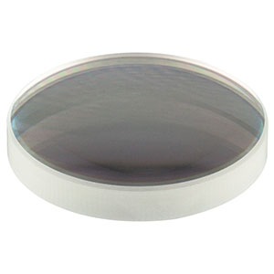 ASL10142-1064 - Ø1in Aspheric Lens, f = 80.0 mm, NA = 0.142, 1064 nm V Coating