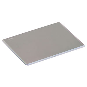 BSW23R - 25 mm x 36 mm 50:50 IR Fused Silica Plate BS, Coating: 0.9 - 2.6 µm, t = 1 mm