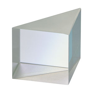 PS914H-B - N-BK7 Right-Angle Prism, 12.5 mm, AR Coating on Hyp.: 650-1050 nm