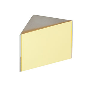 MRA12-M01 - Right-Angle Prism Mirror, Protected Gold, L = 12.5 mm