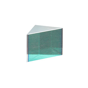 MRA15-E03 - Right-Angle Prism Dielectric Mirror, 750 - 1100 nm, L = 15.0 mm
