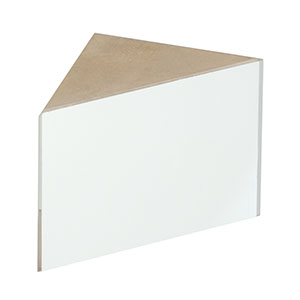 MRA15-P01 - Right-Angle Prism Mirror, Protected Silver, L = 15.0 mm
