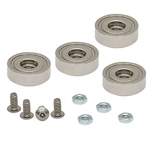 SP620M - Magnetic Bases (Set of 4)