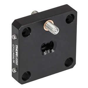 CP1LM56/M - 30 mm Cage Plate Mount for Ø5.6 mm TO Can Laser Diodes, Metric