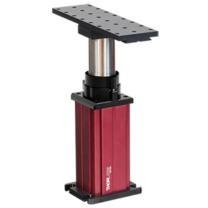 MP150 - Rigid Stand with Platform, Adjustment Height: 198.1 - 309.3 mm