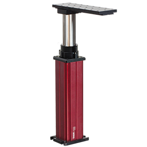 MP250 - Rigid Stand with Platform, Adjustment Height: 298.1 - 510.9 mm