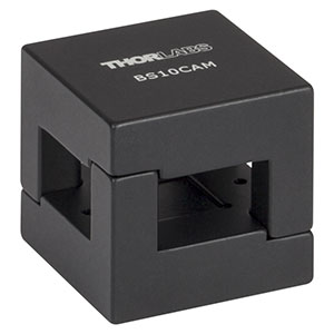 BS10CAM - 10 mm (0.39in) Beamsplitter Cube Adapter for Compact 30 mm Cage Cube